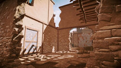 Razed Fort Map HD image 5