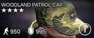 Woodland Patrol Cap