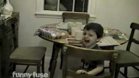 FunnyFuse Faves Easter Bunny Scares Kids!-0