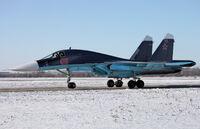 Sukhoi Su-34 in 2012