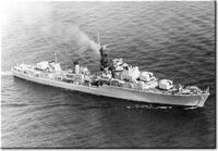HMS Daring (D05)
