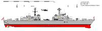 Type 43 Destroyer