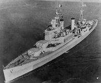HMCS Quebec (C66)