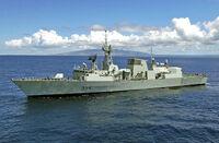 HMCS Ville de Quebec (FM 334)