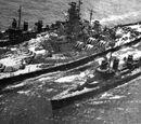 South Dakota class battleship