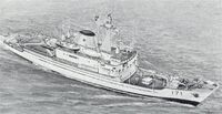 RCN Research Ship