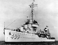 USS Sims (DD-409)