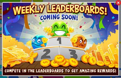 Weekly-leaderboards-coming-soon