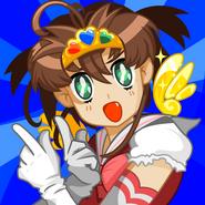 Anime power girl hi
