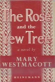 Rose and Yew Tree First Edition Cover