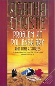 Problem at Pollensa Bay First Edition Cover 1991