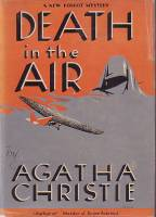 Death in the Clouds US First Edition cover 1935