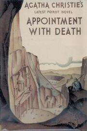 Appointment with Death First Edition Cover 1938