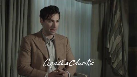 Aidan Turner talks about And Then There Were None