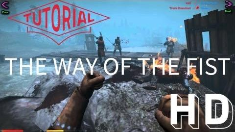 Chivalry Medieval Warfare Way of The Fists