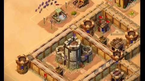 Age of Empires Castle Siege - Dorostolon Mission