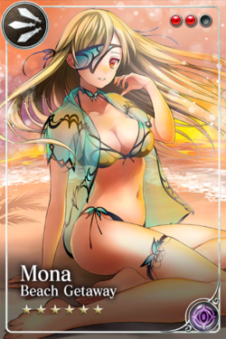 Mona (Swimsuit)+1