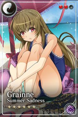 Grainne (Swimsuit)+1