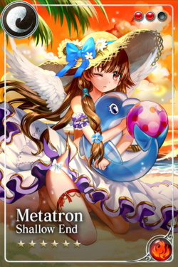 Metatron (Swimsuit)+1