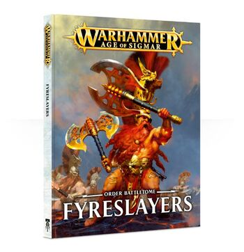Battletome Fyreslayers Sigmarlore