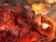Grimnir vs Vulcatrix