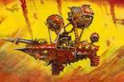 Arkanaut Frigate Rhyngul Vengryn Redmetal Vengeance