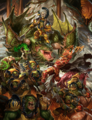 Ironjawz vs Bloodbound Colour Illustration.png