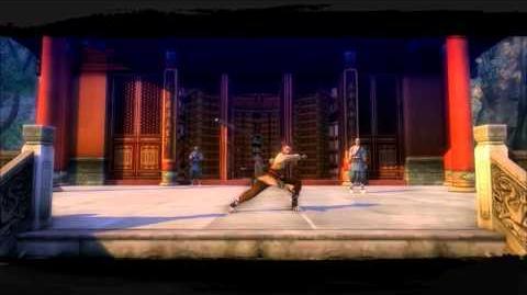 Age of Wulin GamesCom 2011 Trailer