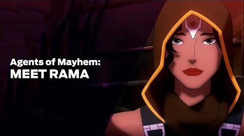 Agent stream - Meet Rama