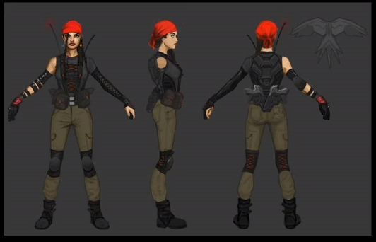 File:Agents of Mayhem Fortune Art 2.png
