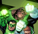 The Green Lanterns