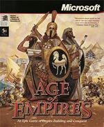 Age of Empires Coverart