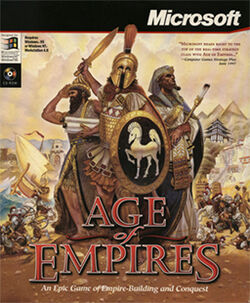 Age of Empires Coverart