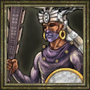 Zapotec Lightning Warrior