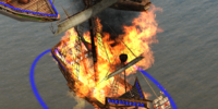 Fire Ship (Age of Empires III)