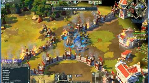 Age Of Empires Online Walkthrough - Pt.182 Greek - Defeat Ledrai (IV)