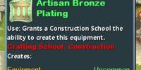 Artisan Bronze Plating