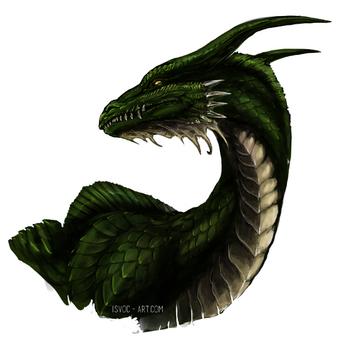 Age of fire dragon trio by isvoc-d7zqvk5 - Copia (3)