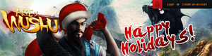 2012-13 Christmas Event Banner