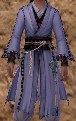 Taisu Cloud Silk Coat