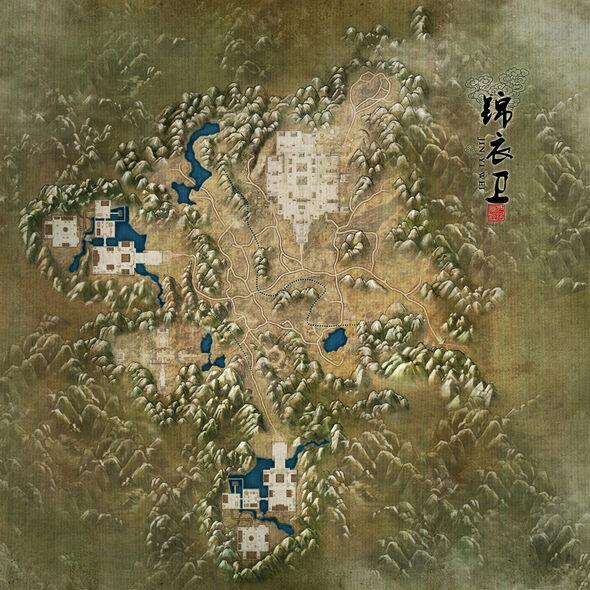 Royal Guards Map