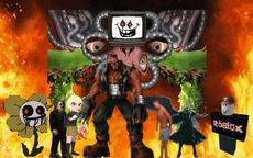 XX JessicatheMLGfan Xx's AGK Series Villains 2