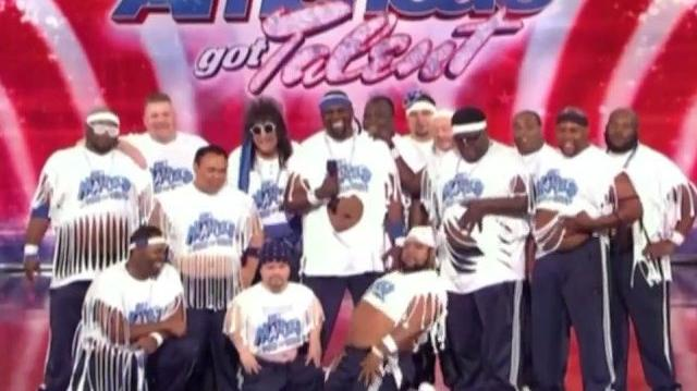 Da Maniacs, 25-56 ~ America's Got Talent 2010, Final Auditions