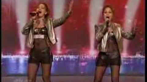 American Got Talent 2008 S3 Indiggo