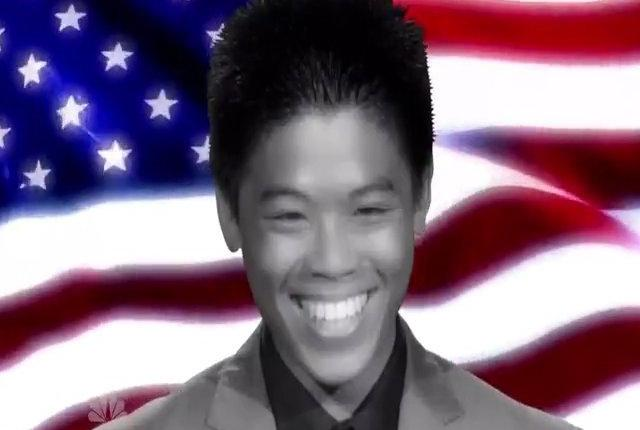 Maestro Alexander Bui ~ America's Got Talent 2nd Semi-finals