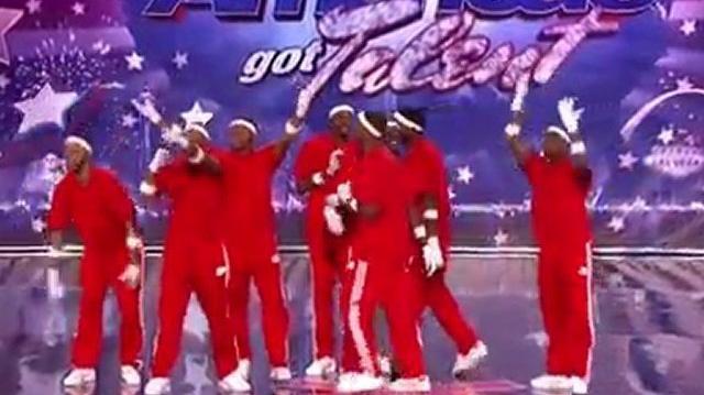 Attack Dance Crew, 19-25 ~ America's Got Talent 2011, Atlanta Auditions-0