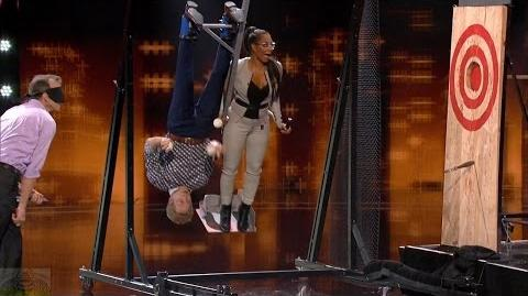 America's Got Talent 2017 The Passing Zone Hilarious Carnies Pull One Over Full Judge Cuts Clip S1