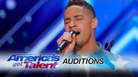 Brandon Rogers 10 30 87 - 6 11 17 Thank You For Sharing Your Talent - America's Got Talent 2017