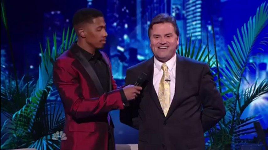 Todd Oliver, 1st Semifinal ~ America's Got Talent 2012