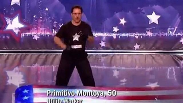Primitivo Montoya ~ America's Got Talent 2011, Atlanta Auditions